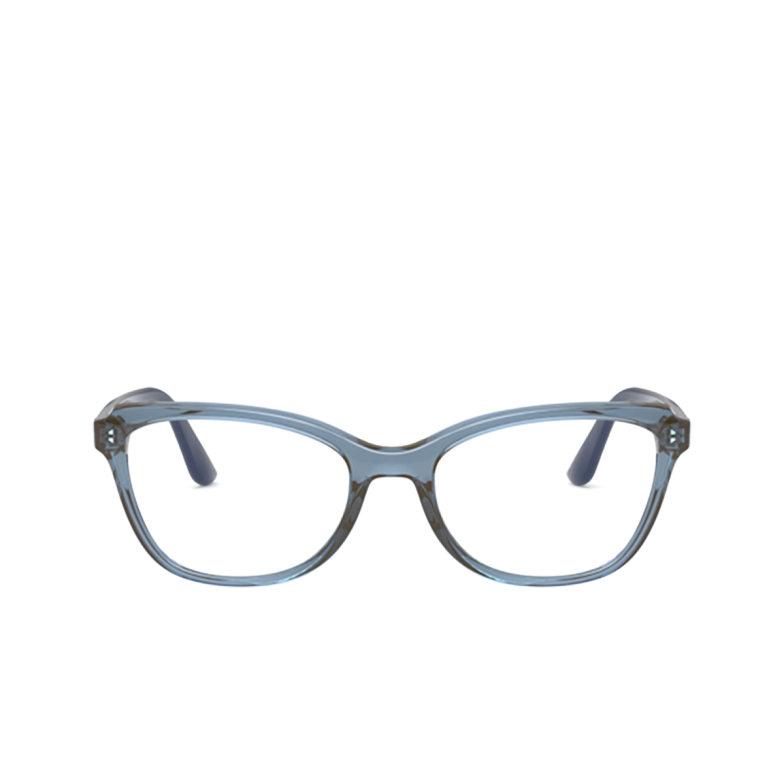 Vogue® Butterfly Eyeglasses: VO5292 color Blue Transparent 5764.