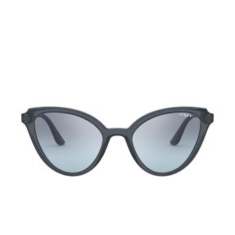 Vogue® Butterfly Sunglasses: VO5294S color Top Transparent Blue / Blue 27647C.