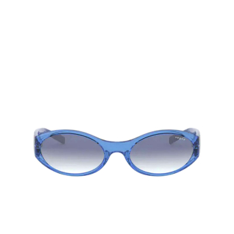 Vogue® Oval Sunglasses: VO5315S color Transparent Blue 2801X0.