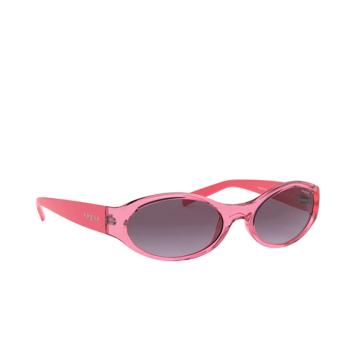 Vogue® Oval Sunglasses: VO5315S color Transparent Pink 28048H.