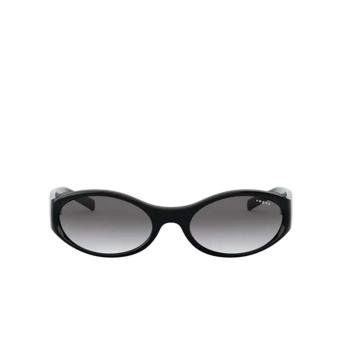 Vogue® Oval Sunglasses: VO5315S color Black W44/11.