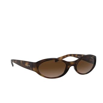 Vogue® Oval Sunglasses: VO5315S color Dark Havana W65613.