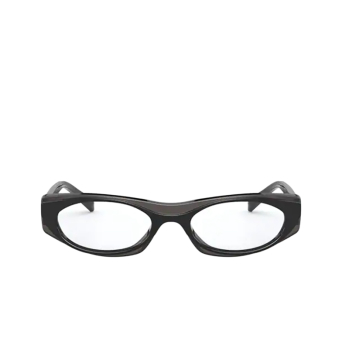 Vogue® Oval Eyeglasses: VO5316 color Top Black / Opal Black 2813.
