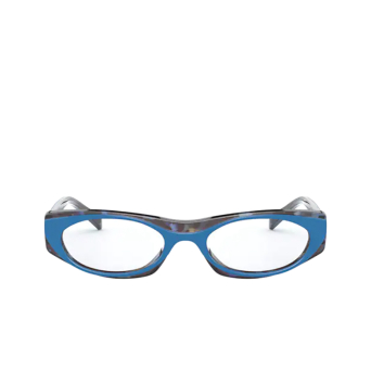 Vogue® Oval Eyeglasses: VO5316 color Top Blue / Multicolor Havana 2817.