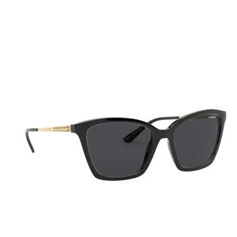 Vogue® Butterfly Sunglasses: VO5333S color Black W44/87.