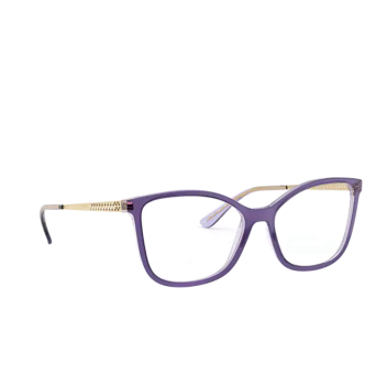 Vogue® Butterfly Eyeglasses: VO5334 color Top Purple / Transparent Purple 2848.