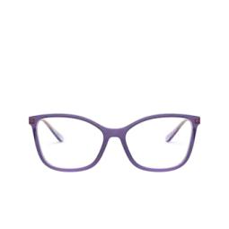 Vogue® Eyeglasses: VO5334 color Top Purple / Transparent Purple 2848.