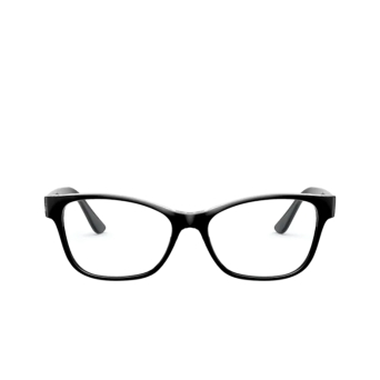 Vogue® Square Eyeglasses: VO5335 color Top Black / Serigraphy 2839.
