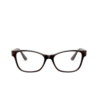 Vogue® Square Eyeglasses: VO5335 color Top Brown / Serigraphy 2842.