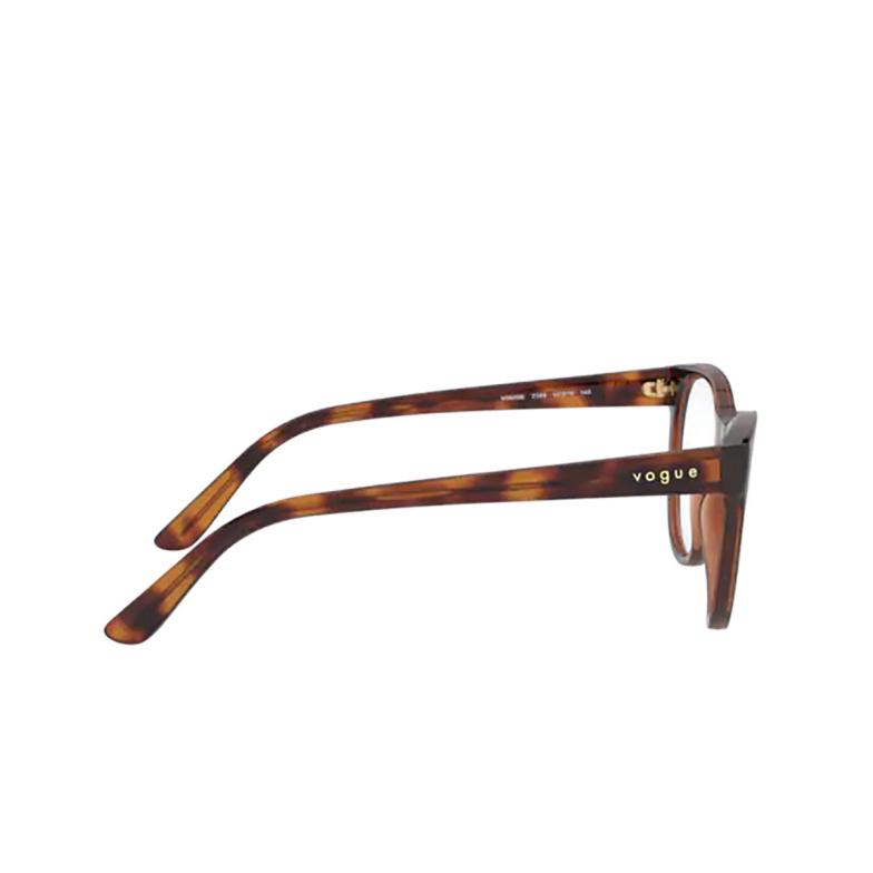 Vogue® Cat-eye Eyeglasses: VO5336 color Dark Havana 2386.