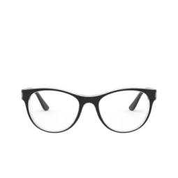 Vogue® Eyeglasses: VO5336 color Top Black / Serigraphy 2839.