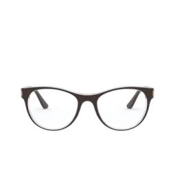 Vogue® Eyeglasses: VO5336 color Top Brown / Serigraphy 2842.
