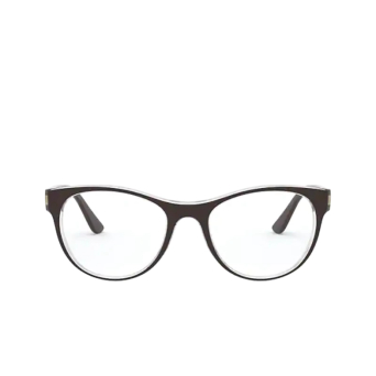 Vogue® Cat-eye Eyeglasses: VO5336 color Top Brown / Serigraphy 2842.