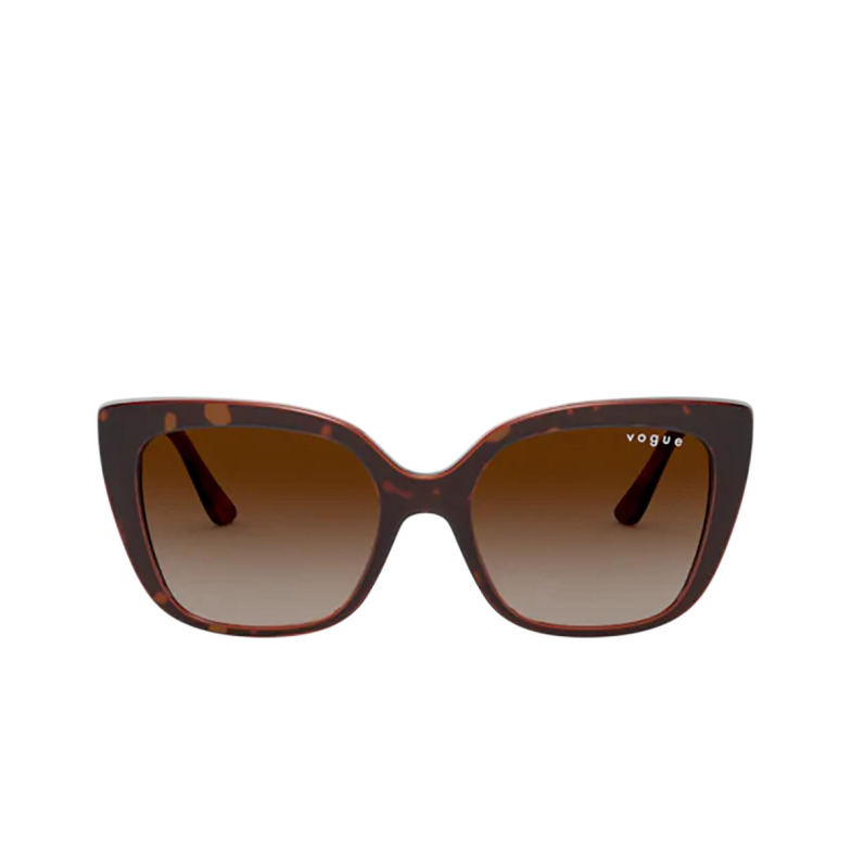 Vogue® Butterfly Sunglasses: VO5337S color Dark Havana 238613.