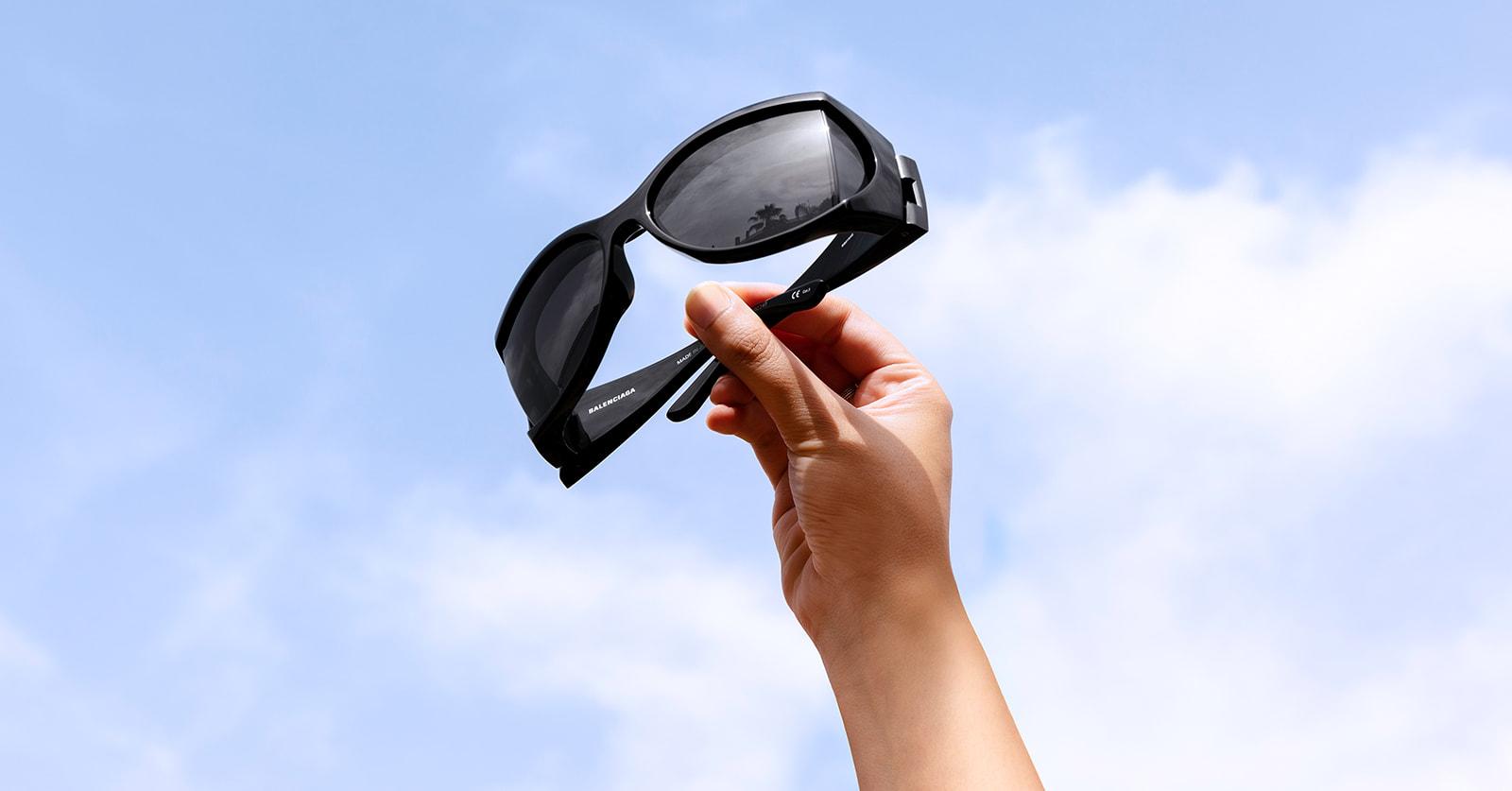 Black Sunglasses: Summer's Signature Accessory