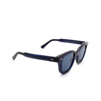 Ahlem® Square Sunglasses: Bonne Nouvelle color Bluelight.