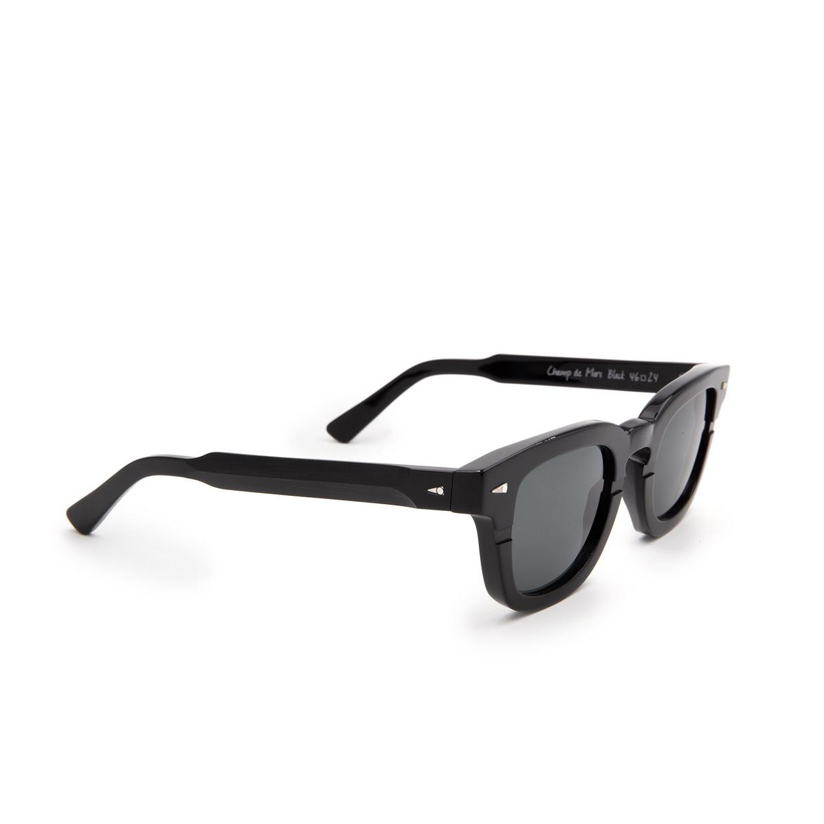 Ahlem® Square Sunglasses: Champ De Mars color Black.