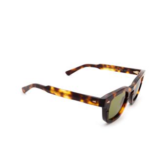 Ahlem® Square Sunglasses: Champ De Mars color Classic Turtle.