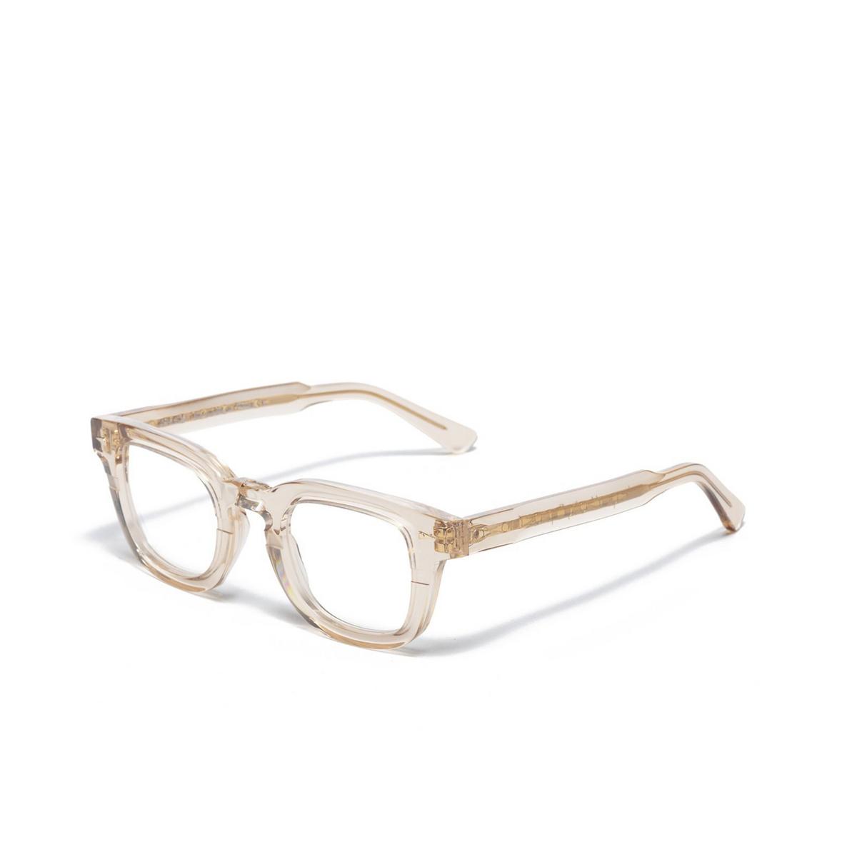 Ahlem® Square Eyeglasses: Champ De Mars Optic color Dry Pampas.