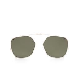 Ahlem® Accessories: Clip-on Colette color White Gold.