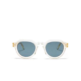 Ahlem® Irregular Sunglasses: Grenelle color Goldlight.