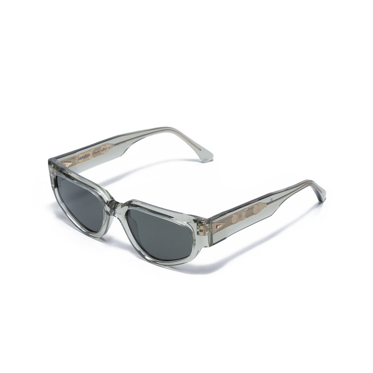 Ahlem® Cat-eye Sunglasses: Passage Lepic color Thymelight.
