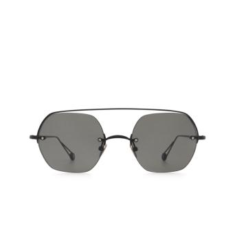 Ahlem® Irregular Sunglasses: Place Casadesus color Matte Black.