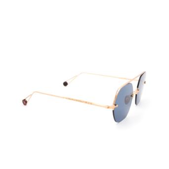 Ahlem® Irregular Sunglasses: Place Casadesus color Rose Gold.