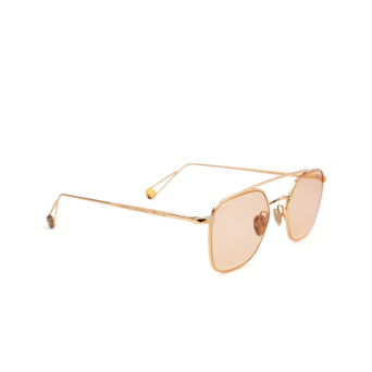 Ahlem® Irregular Sunglasses: Place Colette color Peony Gold Shiny.