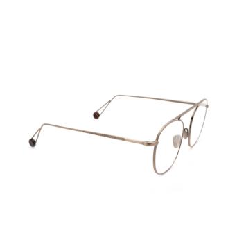 Ahlem® Irregular Eyeglasses: Place D'anvers color Antique Gold.