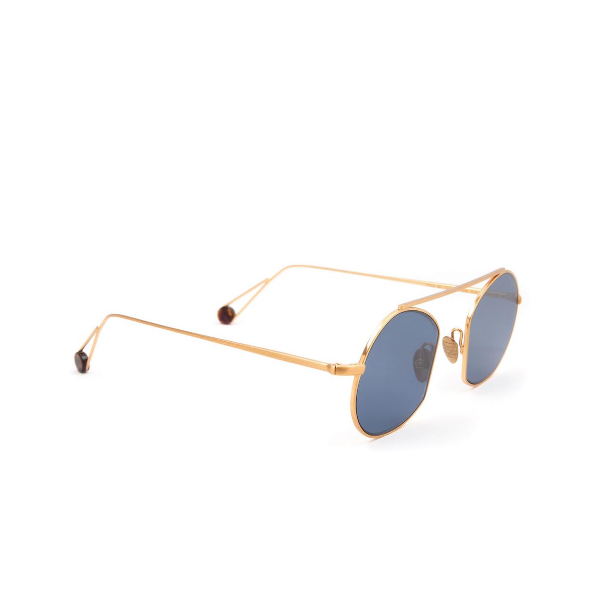 Ahlem® Irregular Sunglasses: Place Des Victoires color Rose Gold.