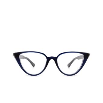 Ahlem® Cat-eye Eyeglasses: Rue Berthe color Bluelight.