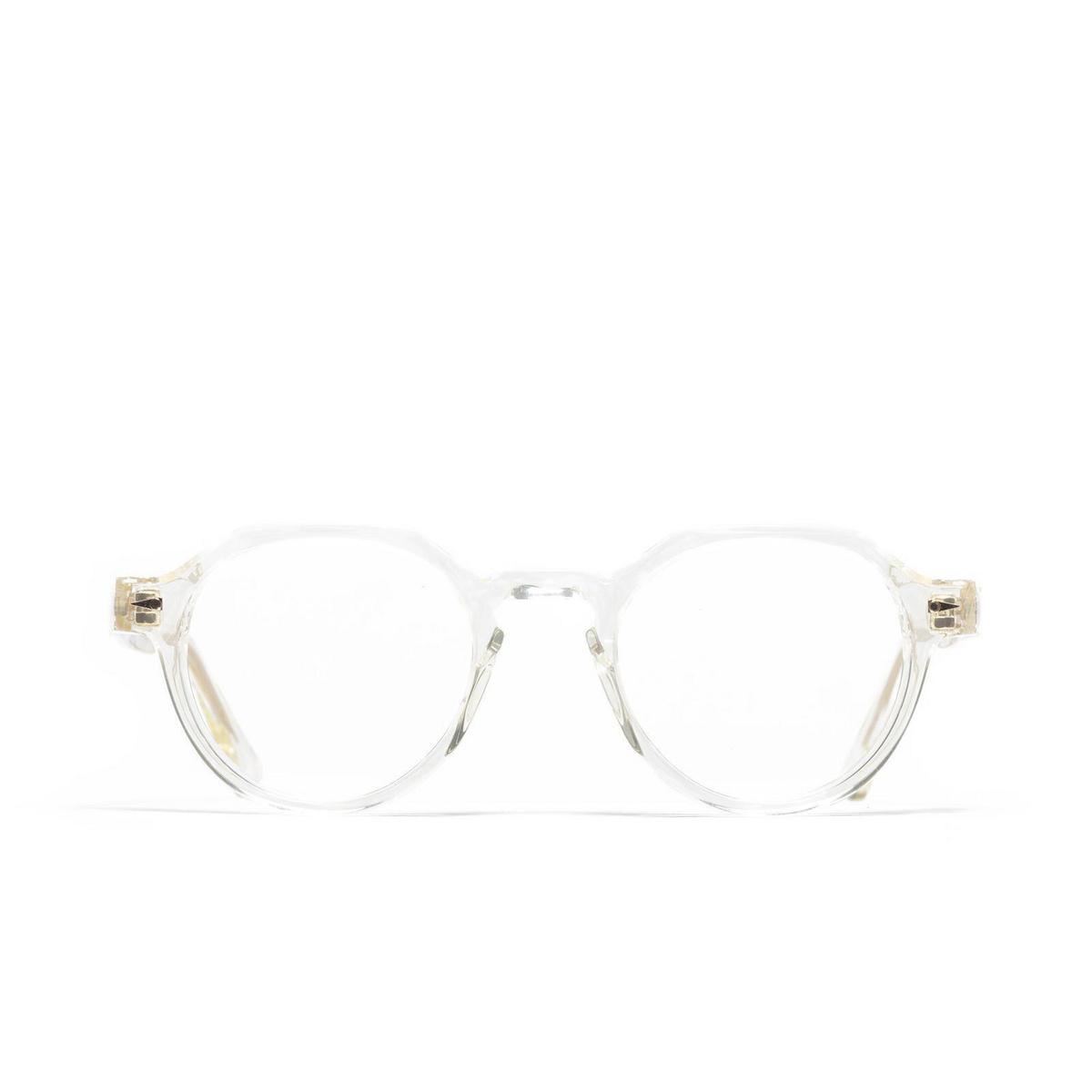Ahlem® Irregular Eyeglasses: Rue Bosquet color Goldlight.