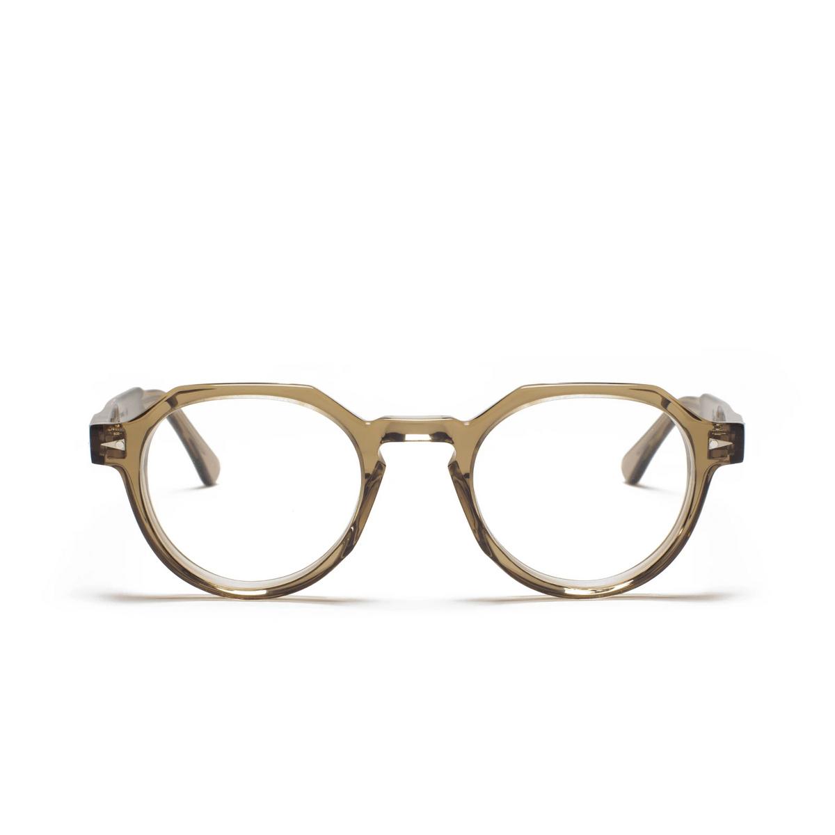 Ahlem® Irregular Eyeglasses: Rue Bosquet color Smokedlight.