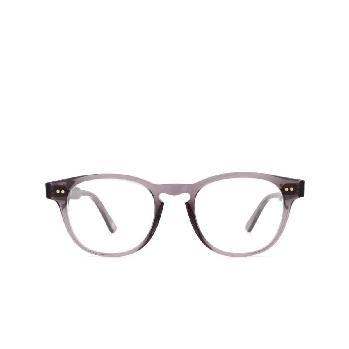 Ahlem® Square Eyeglasses: Rue Cler Optic color Slategrey Light.