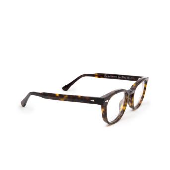 Ahlem® Square Eyeglasses: Rue De Charonne color Dark Turtle.