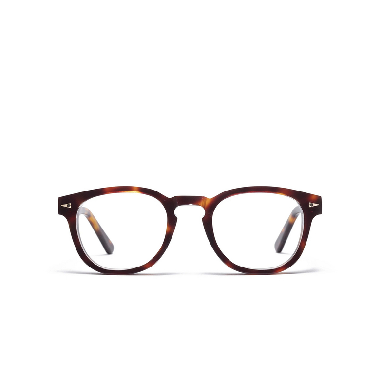 Ahlem® Square Eyeglasses: Rue De Lille color Classic Turtle.