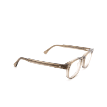 Ahlem® Square Eyeglasses: Rue De Turenne color Smoked Light.