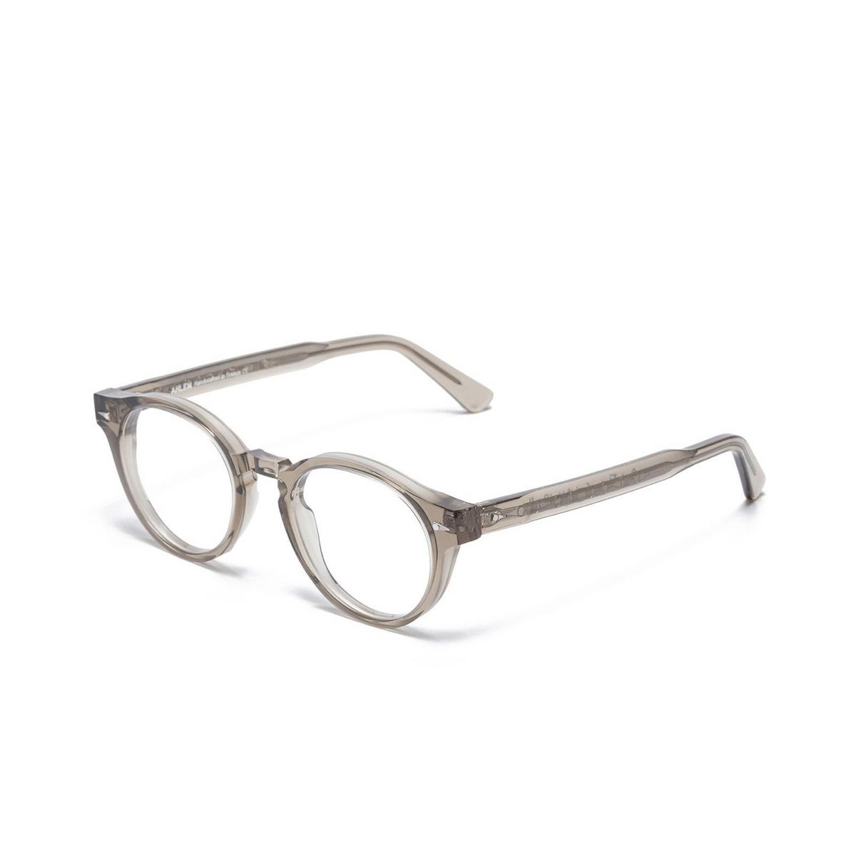 Ahlem® Round Eyeglasses: Rue Du Theatre color Smokedlight.