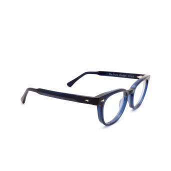 Ahlem® Square Eyeglasses: Rue Duroc color Bluelight.