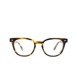 Ahlem® Eyeglasses: Rue Duroc color Yellow Lines.