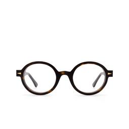 Ahlem® Eyeglasses: Rue Leon Optic color Light Turtle Dark Turtle.
