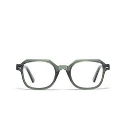Ahlem® Eyeglasses: Rue Saint Dominique Optic color Dark Green.