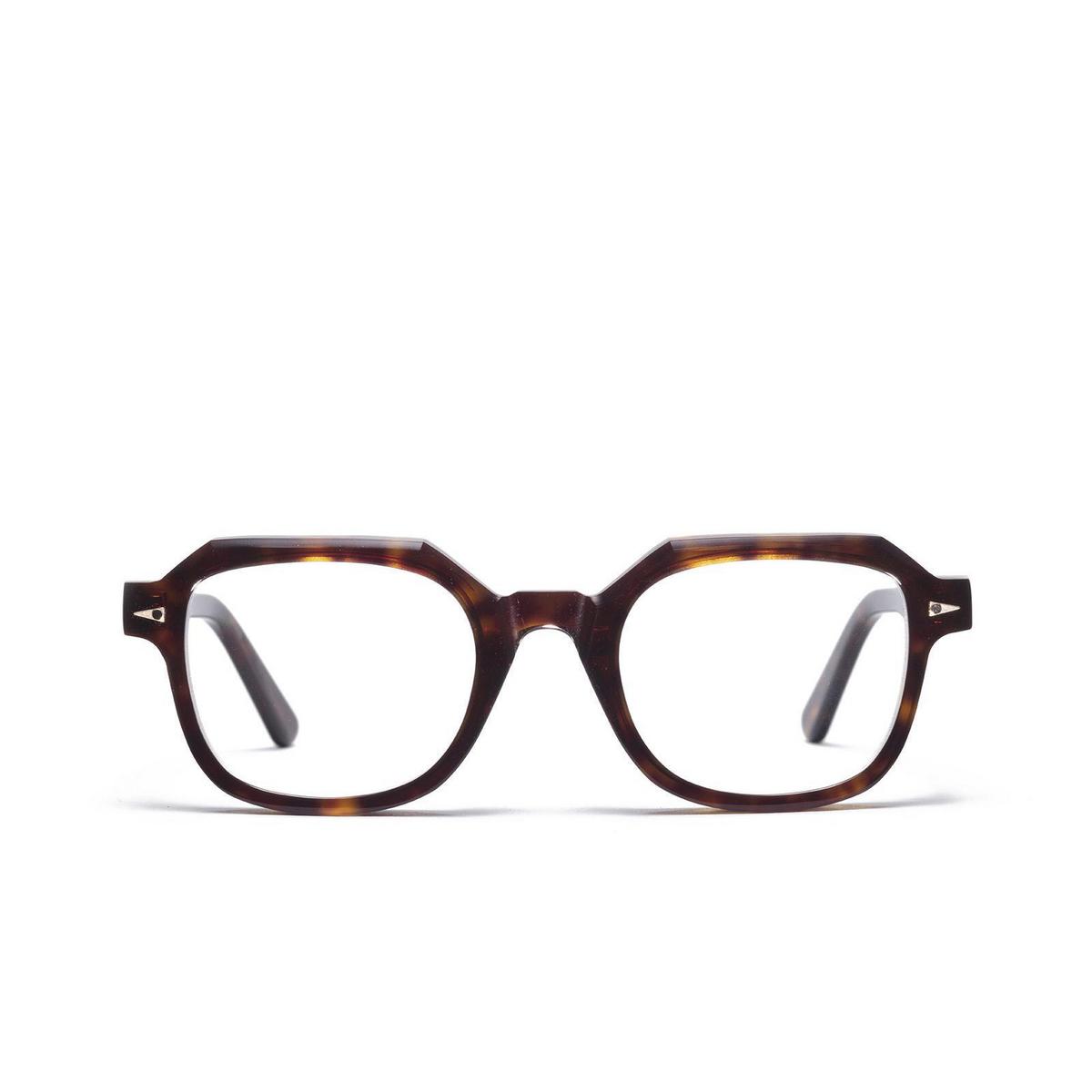 Ahlem® Square Eyeglasses: Rue Saint Dominique Optic color Dark Turtle .