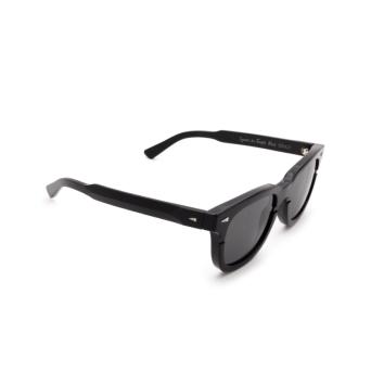 Ahlem® Square Sunglasses: Square Du Temple color Black.