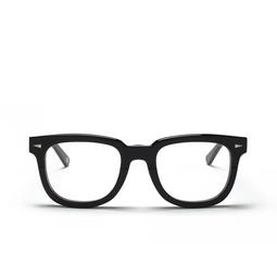 Ahlem® Eyeglasses: Square Du Temple Optic color Black.