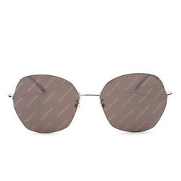 Balenciaga® Sunglasses: BB0014S color Silver 004.