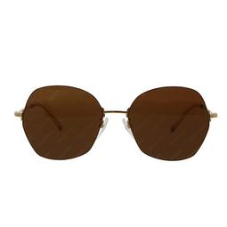 Balenciaga® Sunglasses: BB0014S color Gold 005.