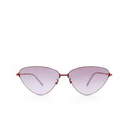 Balenciaga® Sunglasses: BB0015S color Red 009.