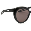 Balenciaga® Round Sunglasses: BB0024S color Black 004 - product thumbnail 3/4.